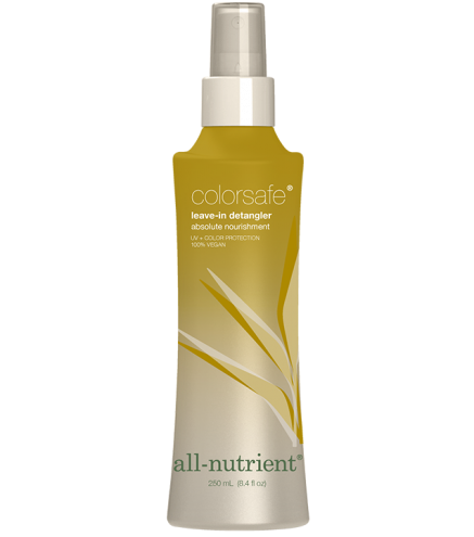 All-Nutrient colorsafe leave-in detangler for ultimate color protection
