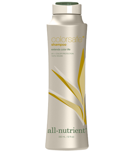 All-Nutrient colorsafe shampoo for ultimate color protection