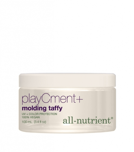 All-Nutrient playcment molding organic hair product